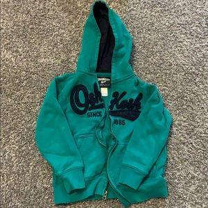 Boys OshKosh Sweatshirt - Size 7